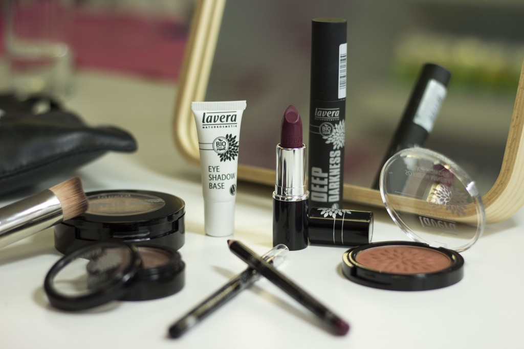 lavera make-up