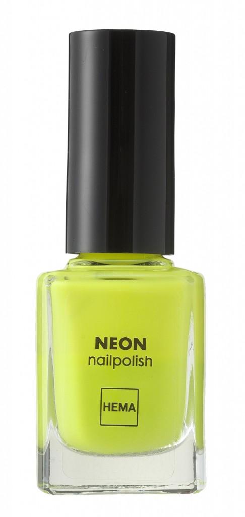HEMA neon nagellak groen.jpg