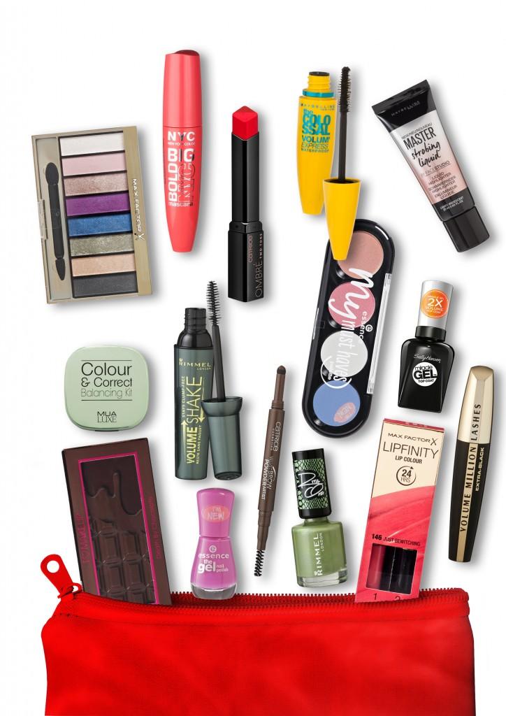 Kruidvat make-up beeld