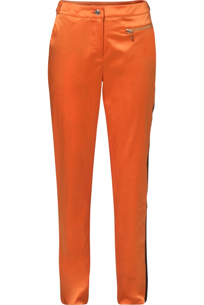 MC Collignon The Conscious Collection SS17 - Chino Colourblock Orange 219,- (packshot)