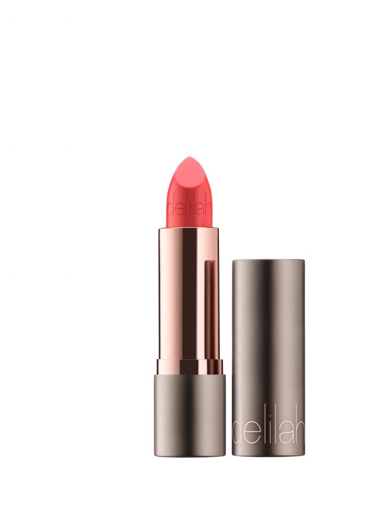 delilah - Colour Intense Cream Lipstick Tango 30,- (Lid Next)