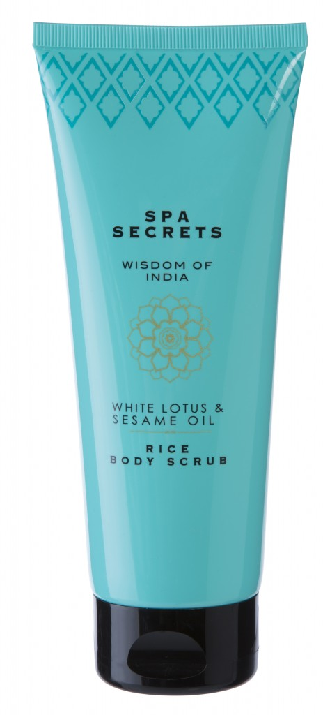 Spa Secrets Wisdom of India - Rice Body Scrub