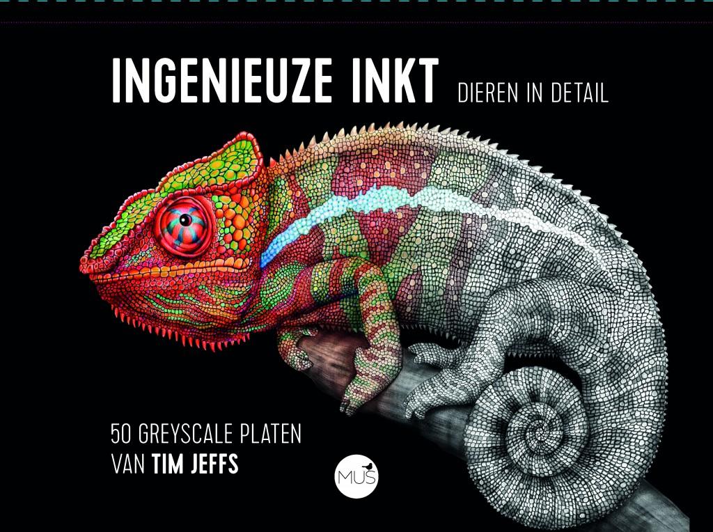 Ingenieuze inkt - dieren in detail