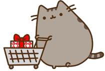 pusheen-lekker-winkelen