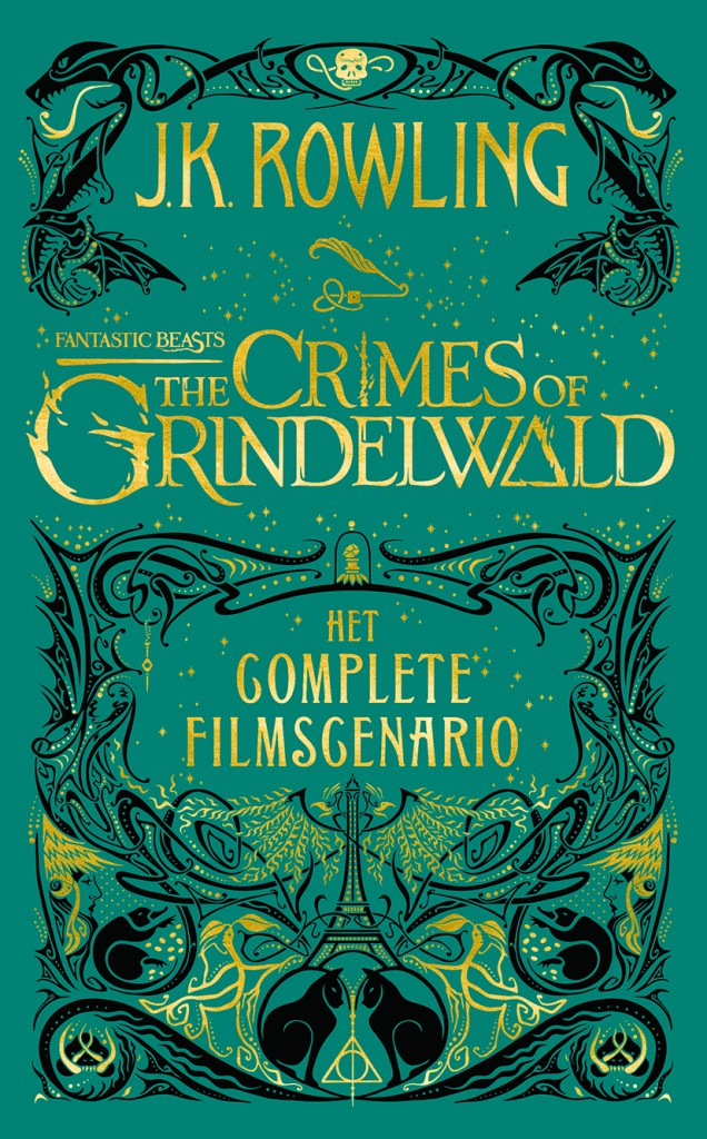 Rowling - Fantastic Beasts 2 - The Crimes of Grindelwald