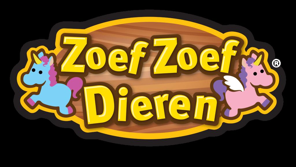 Zoef Zoef Dieren Eenhoorns logo