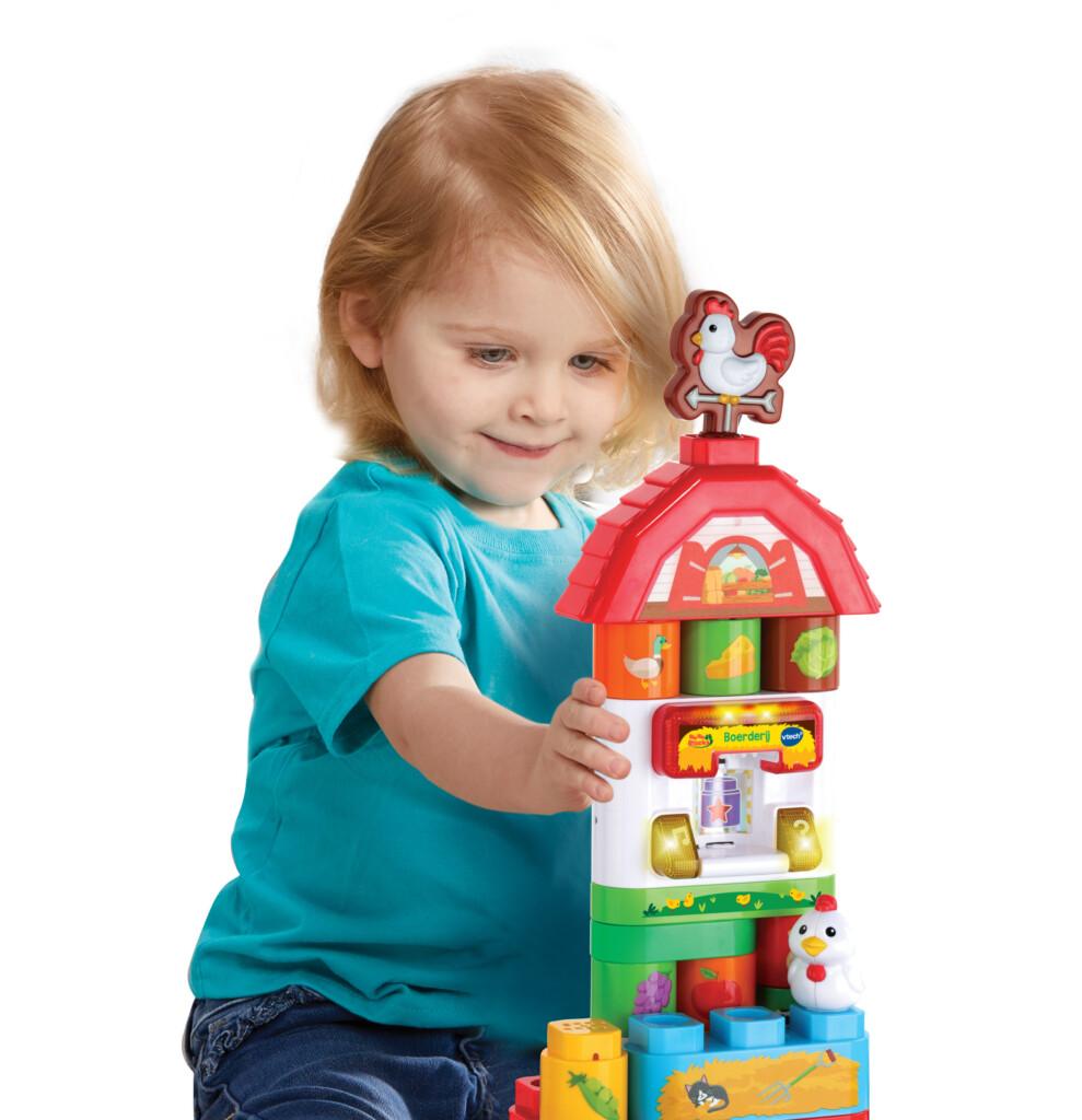 606923 Bla Bla Blocks - Boerderij kidshot 3