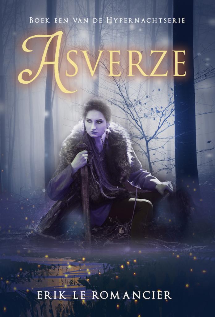 Cover Asverze - Erik Le Romancier