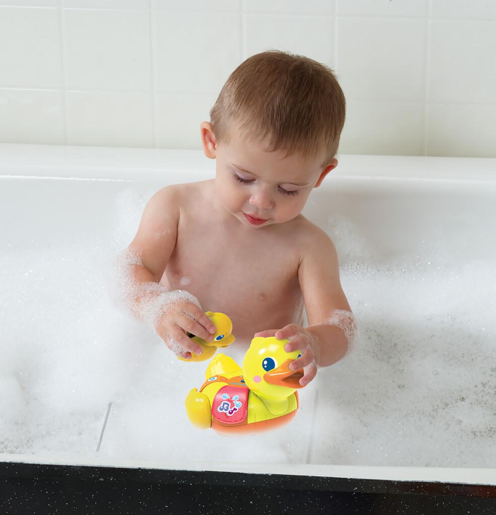516123 Waterpret Eend kidshot